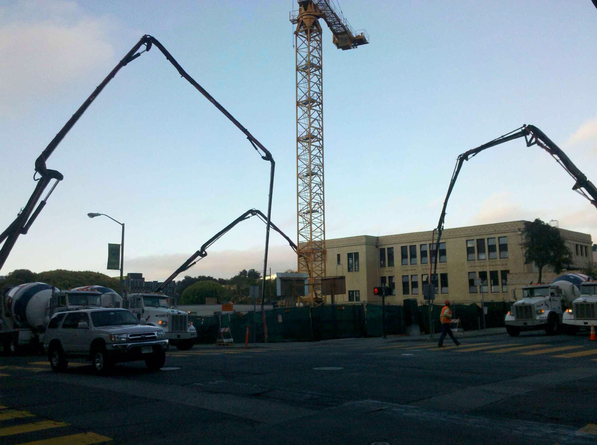 Berkeley Concrete Pumping